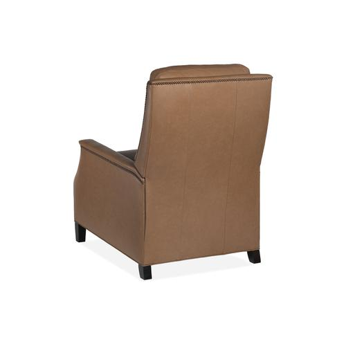 Hancock and Moore - 7197-PRB ALVIN POWER RECLINER W/BATTERY