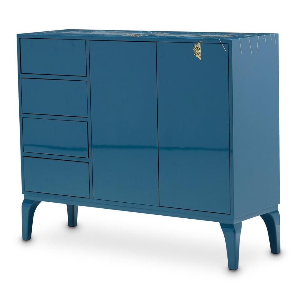 See Details - Aqua Coral Cabinet