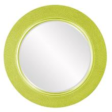 View Product - Yukon Mirror - Glossy Green