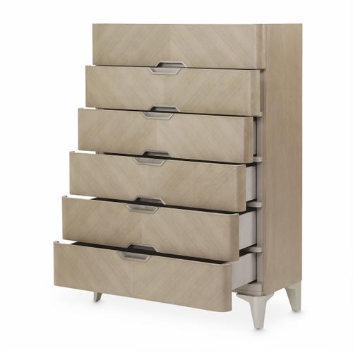 Amini - Vertical Storage Cabinet-chest of Drawers