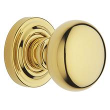 Non-Lacquered Brass 5030 Estate Knob