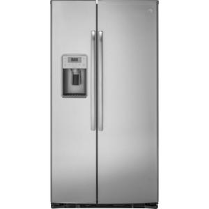 GE Profile™ Series 21.9 Cu. Ft. Counter-Depth Side-By-Side Refrigerator Product Image
