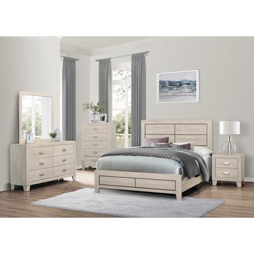 California King Bed in a Box