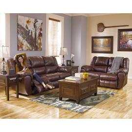 Leather Reclining Sofa Clearance
