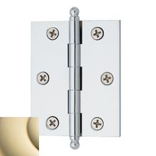 See Details - Lifetime Polished Brass Cabinet Hinge
