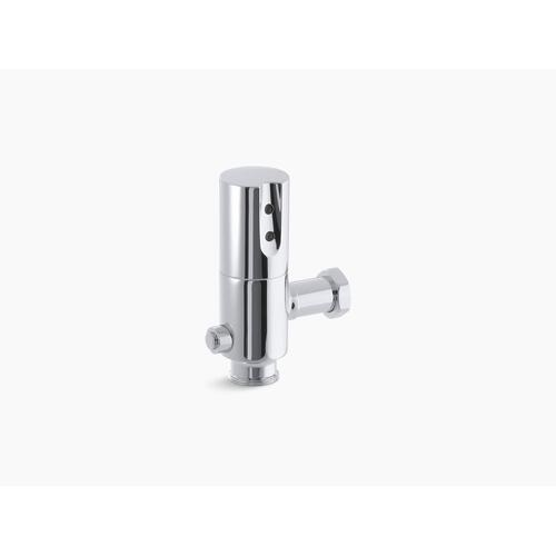 Polished Chrome Touchless Dc Washdown 1.0 Gpf Urinal Retrofit Flushometer
