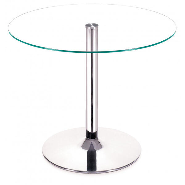 Galaxy Dining Table Chrome