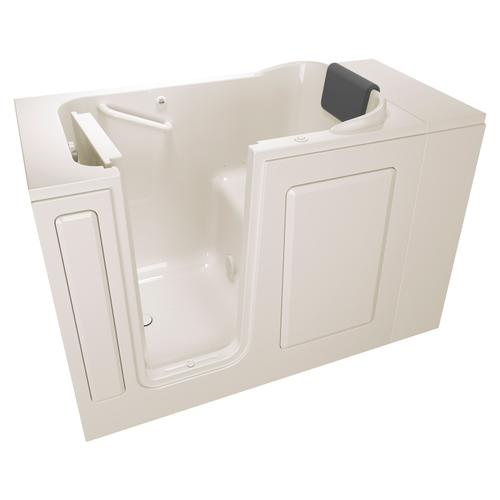 Premium Series 28x48 Walk-in Bathtub  Air Massage Tub  American Standard - Linen