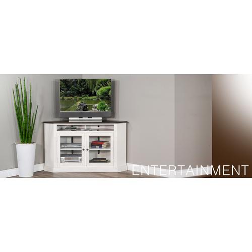 Sunny Designs - Corner TV Stand
