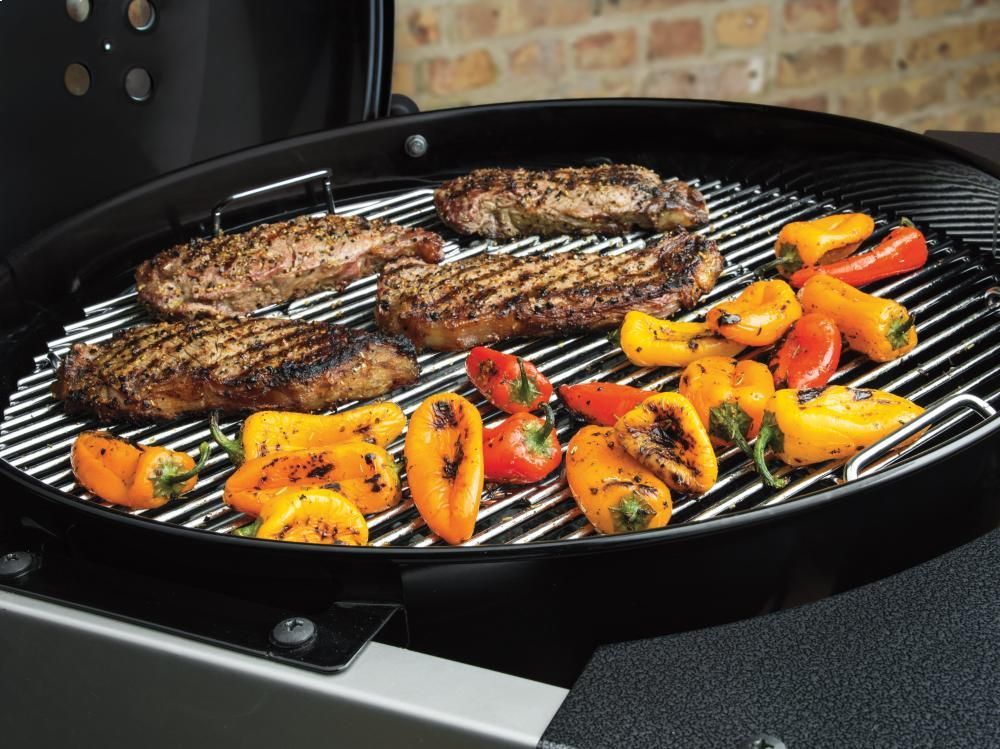 PERFORMER® DELUXE CHARCOAL GRILL - 22 INCH BLACK Photo #5