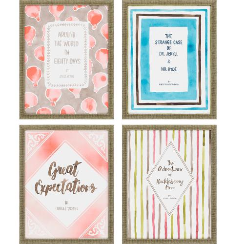 Product Image - Book Covers I S/4