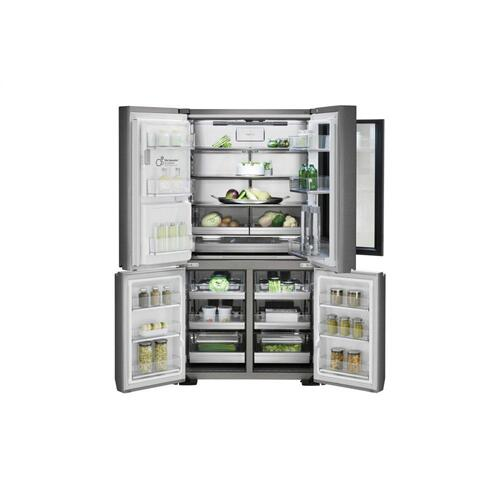LG SIGNATURE 31 cu. ft. Smart wi-fi Enabled InstaView™ Door-in-Door® Refrigerator