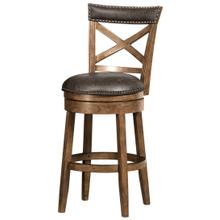Glen Cove Swivel Bar Stool