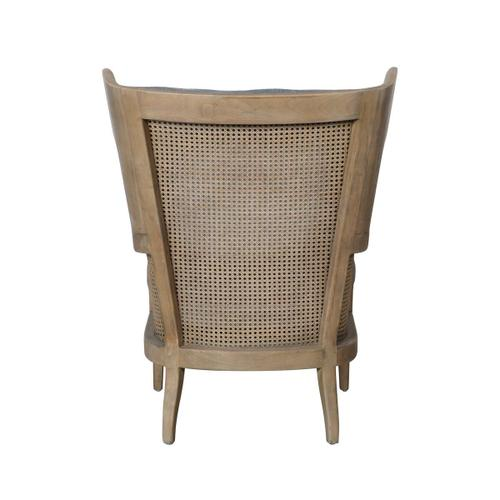 Classic Home - Lawrence Rattan Accent Chair