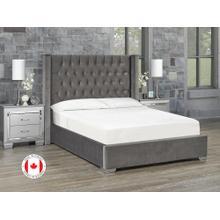 See Details - Kona Platform Bed - Full/queen/king