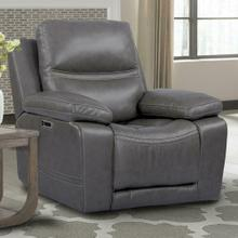 View Product - PALMER - GREIGE Power Recliner