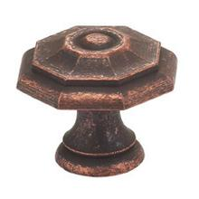 Product Image - Classic Cabinet Knob in VC (Vintage Copper, Lacquered)