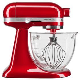 Artisan® Mini Design Series 3.5 Quart Tilt-Head Stand Mixer Candy Apple Red