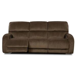 Power Headrest Sofa with Pillows