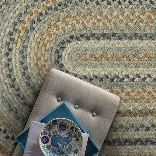 Gallery - Fusion Desert Taupe - Oval - 7' x 9'