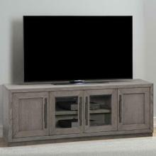 See Details - PURE MODERN 63 in. Door TV Console