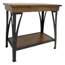 See Details - District Chairside Table