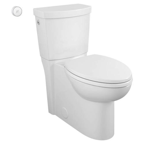 American Standard - Cadet Concealed Trapway Touchless Toilet  American Standard - White