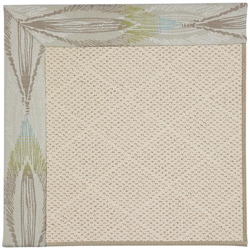 Creative Concepts-White Wicker Empress Cascade Machine Tufted Rugs