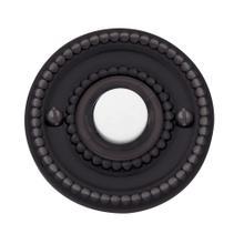 Venetian Bronze Beaded Bell Button