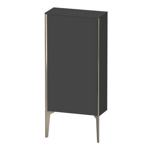 Product Image - Semi-tall Cabinet Floorstanding, Graphite Matte (decor)