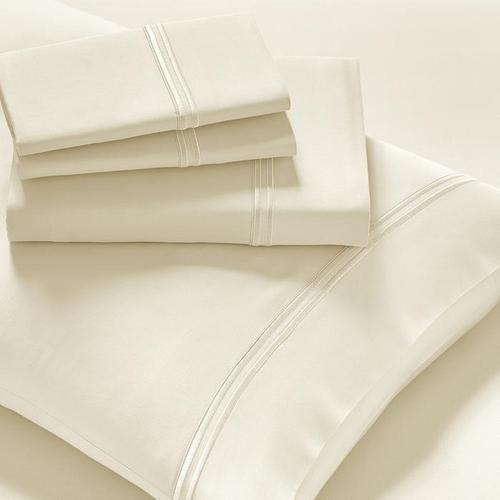 Soft Touch Modal® Sheet Set - Ivory / Split Cal King