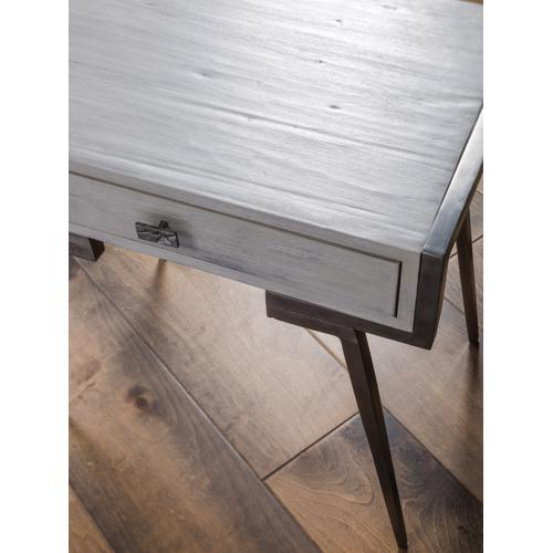 Alfie Rectangular End Table