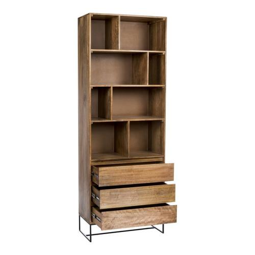 Moe's Home Collection - Colvin Shelf W/drawers