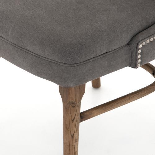 Dark Moon Canvas Cover Task Chair
