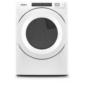 Whirlpool7.4 cu.ft Front Load Long Vent Electric Dryer with Intuitive Controls
