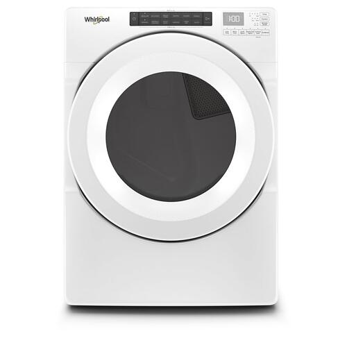Product Image - 7.4 cu.ft Front Load Long Vent Electric Dryer with Intuitive Controls
