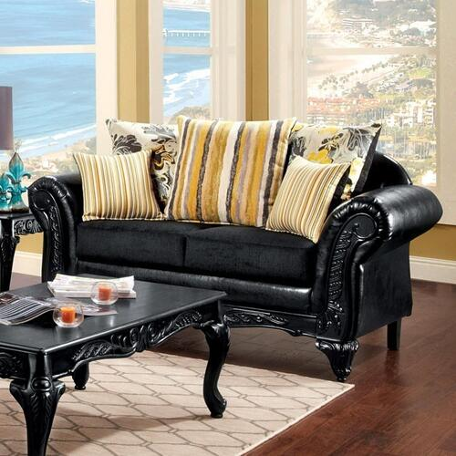 Furniture of America - Thelon Love Seat