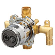 New - Treysta® Tub & Shower Valve- Vertical Inputs Without Stops- Cold Expansionpex