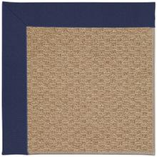 "Creative Concepts-Raffia Canvas Royal Navy - Rectangle - 24"" x 36"""