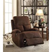 CHOCOLATE RECLINER