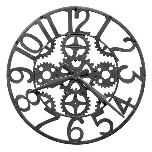 Howard Miller Iron Works Oversized Wall Clock 625698
