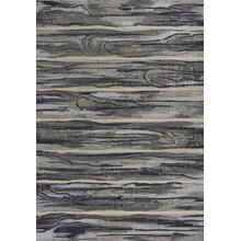 """View Product - Illusions 6210 Grey Landscape Area Rug 5'3"""" X 7'7"""""""