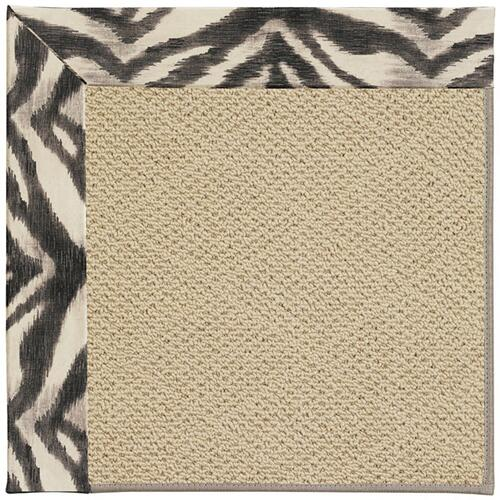 "Creative Concepts-Cane Wicker Tigress Zinc - Rectangle - 24"" x 36"""