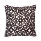 Alba Pillow Cover Black Product Image