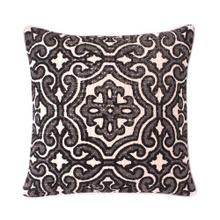 Alba Pillow Cover Black