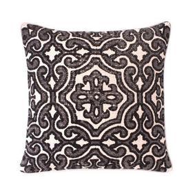 Alba Pillow Cover Black