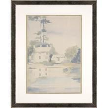 Watercolor Landscape VI