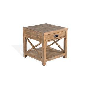 Sunny Designs - Durango End Table