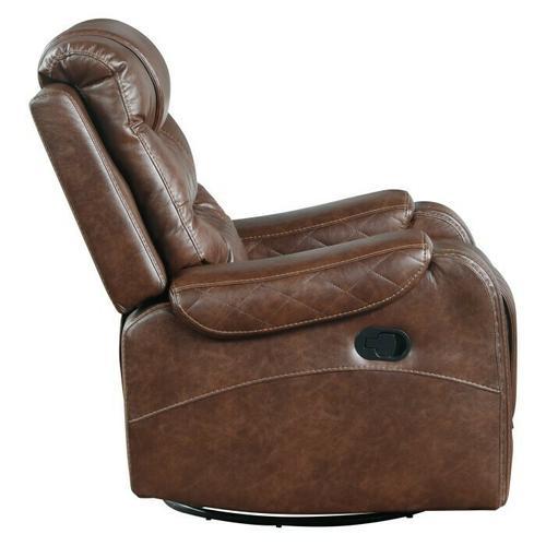 Gallery - Swivel Glider Reclining Chair