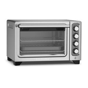 KitchenAidCompact Oven Contour Silver